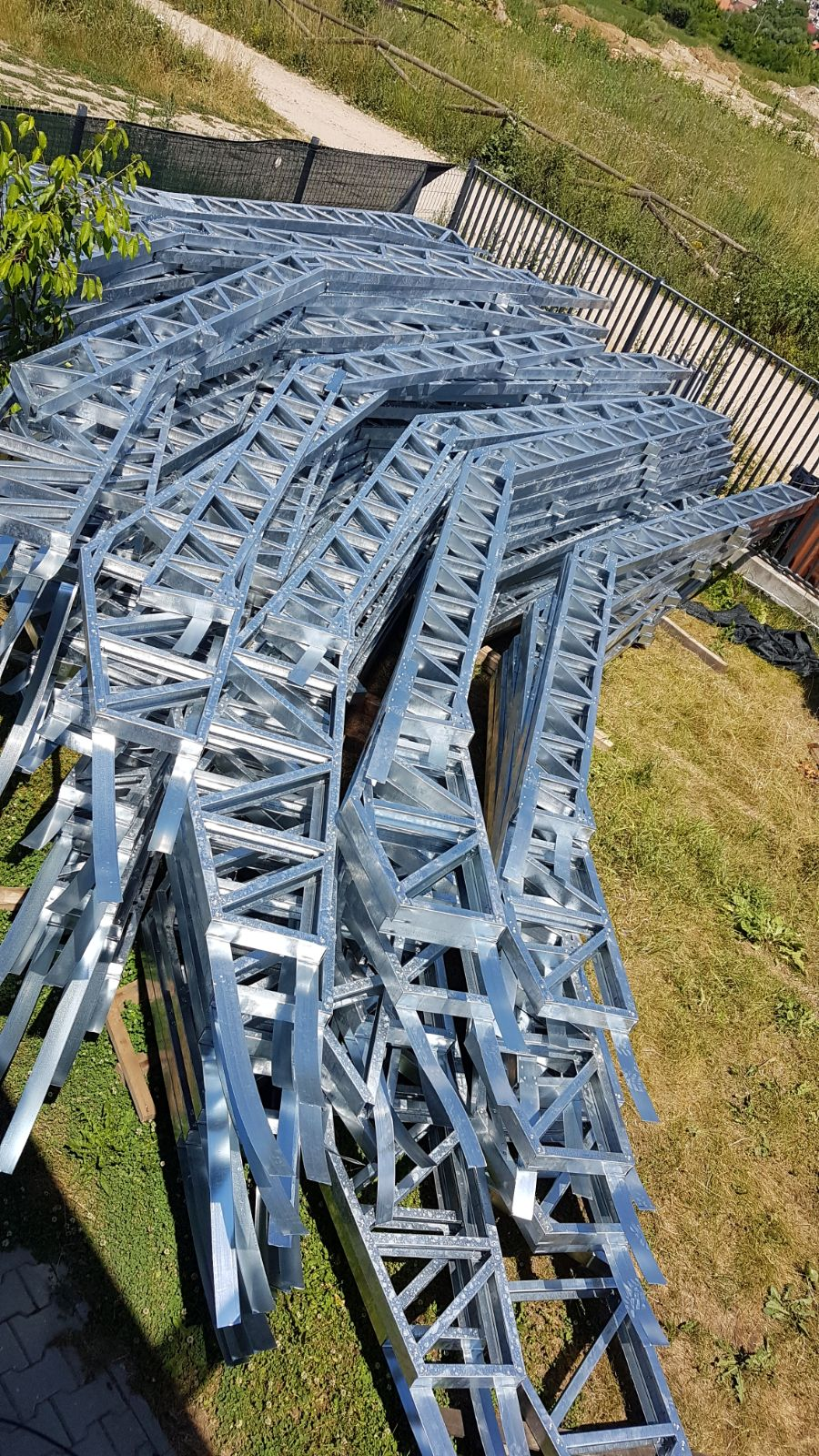 Pensiune pe structura metalica Cluj